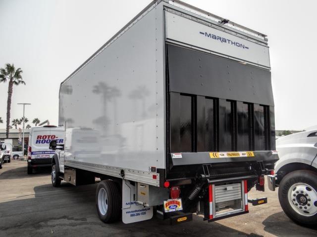 2020 Ford F-550 Regular Cab DRW 4x2, Marathon FRP High Cube Dry Freight #FL2547 - photo 2
