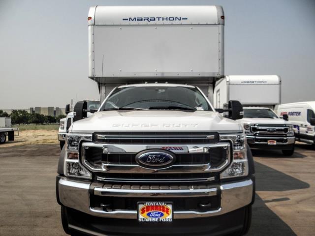2020 Ford F-550 Regular Cab DRW 4x2, Marathon FRP High Cube Dry Freight #FL2547 - photo 7