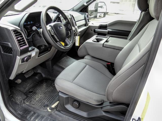 2020 Ford F-550 Regular Cab DRW 4x2, Marathon FRP High Cube Dry Freight #FL2547 - photo 8