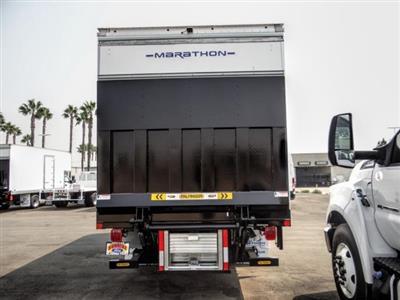 2020 Ford F-550 Regular Cab DRW 4x2, Marathon FRP High Cube Dry Freight #FL2547 - photo 4