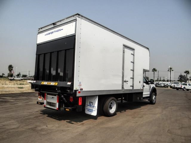 2020 Ford F-550 Regular Cab DRW 4x2, Marathon FRP High Cube Dry Freight #FL2549 - photo 5