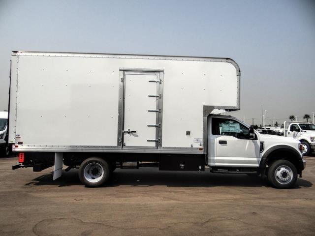 2020 Ford F-550 Regular Cab DRW 4x2, Marathon FRP High Cube Dry Freight #FL2549 - photo 6