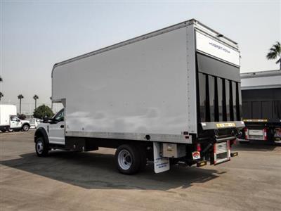 2020 Ford F-550 Regular Cab DRW 4x2, Marathon FRP High Cube Dry Freight #FL2549 - photo 2