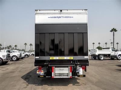2020 Ford F-550 Regular Cab DRW 4x2, Marathon FRP High Cube Dry Freight #FL2549 - photo 4
