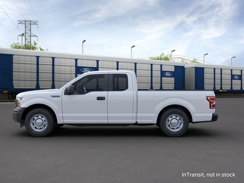 2020 Ford F-150 Super Cab 4x2, Pickup #FL2553 - photo 4