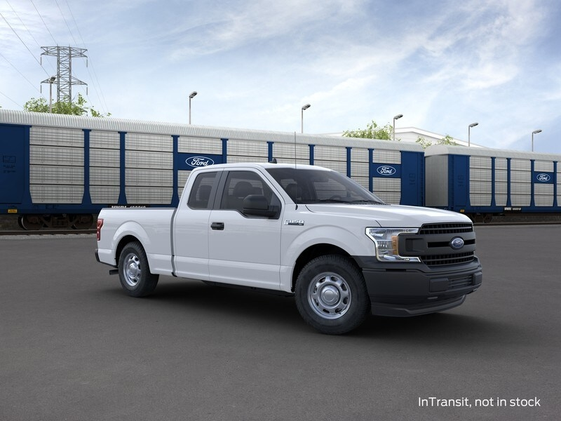 2020 Ford F-150 Super Cab 4x2, Pickup #FL2553 - photo 7
