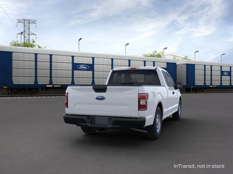 2020 Ford F-150 Super Cab 4x2, Pickup #FL2553 - photo 8