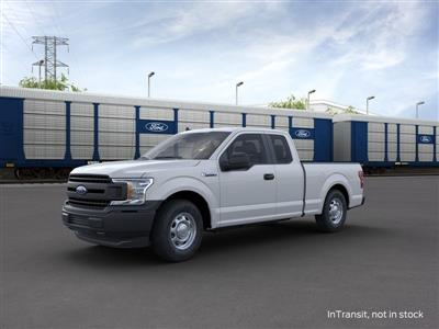 2020 Ford F-150 Super Cab 4x2, Pickup #FL2553 - photo 1