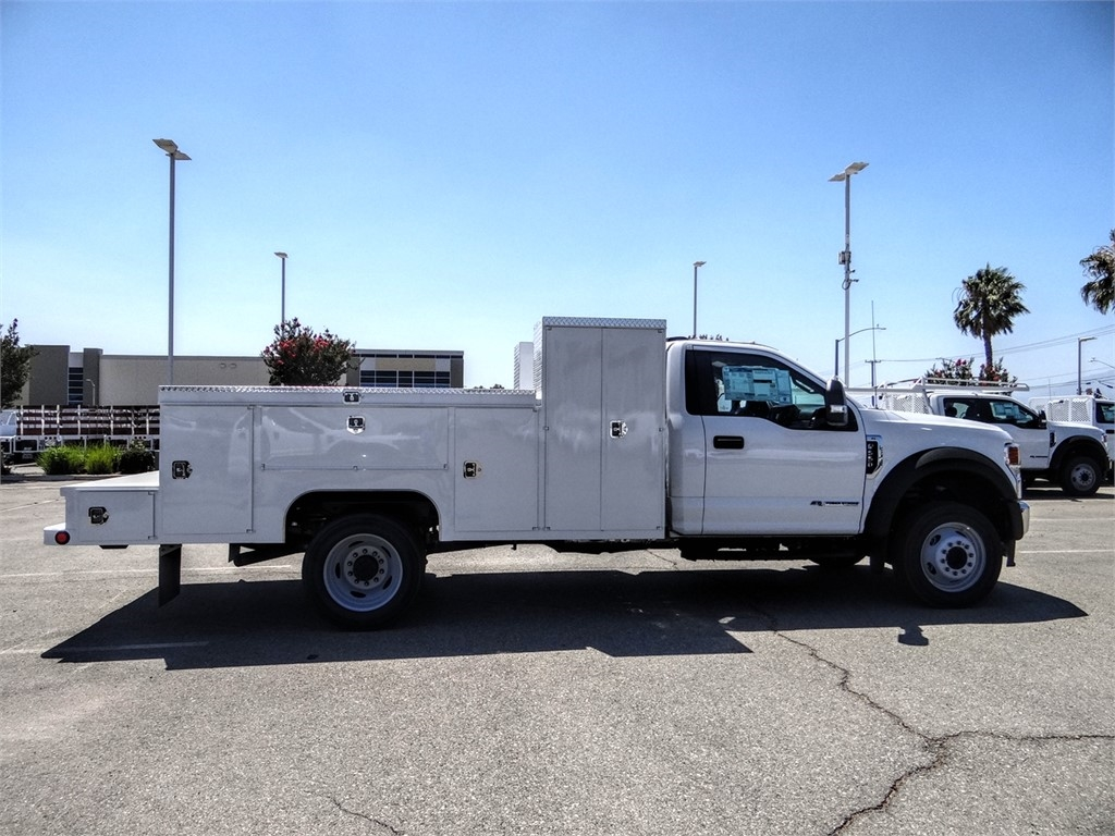 2020 Ford F-550 Regular Cab DRW 4x2, Scelzi Signature Service Body #FL2619 - photo 5