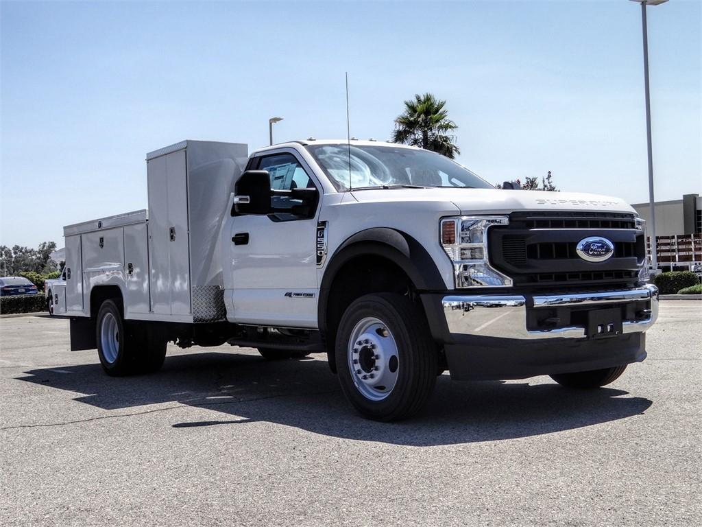2020 Ford F-550 Regular Cab DRW 4x2, Scelzi Signature Service Body #FL2619 - photo 6