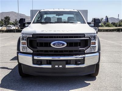 2020 Ford F-550 Regular Cab DRW 4x2, Scelzi Signature Service Body #FL2619 - photo 7