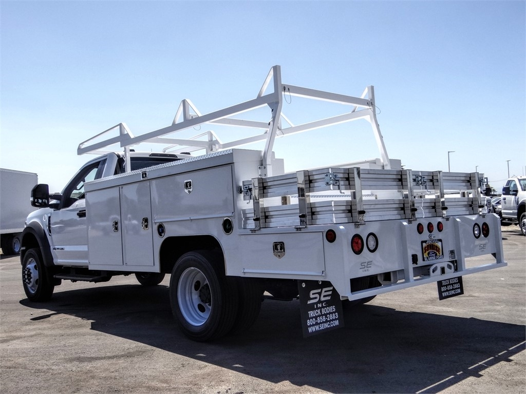 2020 Ford F-550 Regular Cab DRW 4x2, Scelzi SEC Combo Body #FL2621 - photo 2