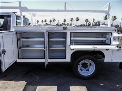 2020 Ford F-550 Regular Cab DRW 4x2, Scelzi SEC Combo Body #FL2621 - photo 9
