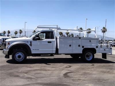 2020 Ford F-550 Regular Cab DRW 4x2, Scelzi SEC Combo Body #FL2621 - photo 3
