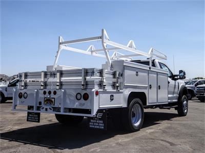 2020 Ford F-550 Regular Cab DRW 4x2, Scelzi SEC Combo Body #FL2621 - photo 4