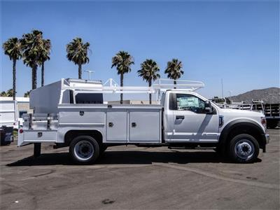 2020 Ford F-550 Regular Cab DRW 4x2, Scelzi SEC Combo Body #FL2621 - photo 5