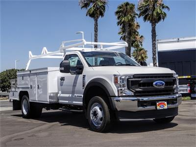 2020 Ford F-550 Regular Cab DRW 4x2, Scelzi SEC Combo Body #FL2621 - photo 6