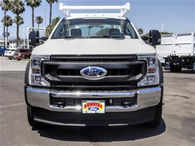 2020 Ford F-550 Regular Cab DRW 4x2, Scelzi SEC Combo Body #FL2621 - photo 7