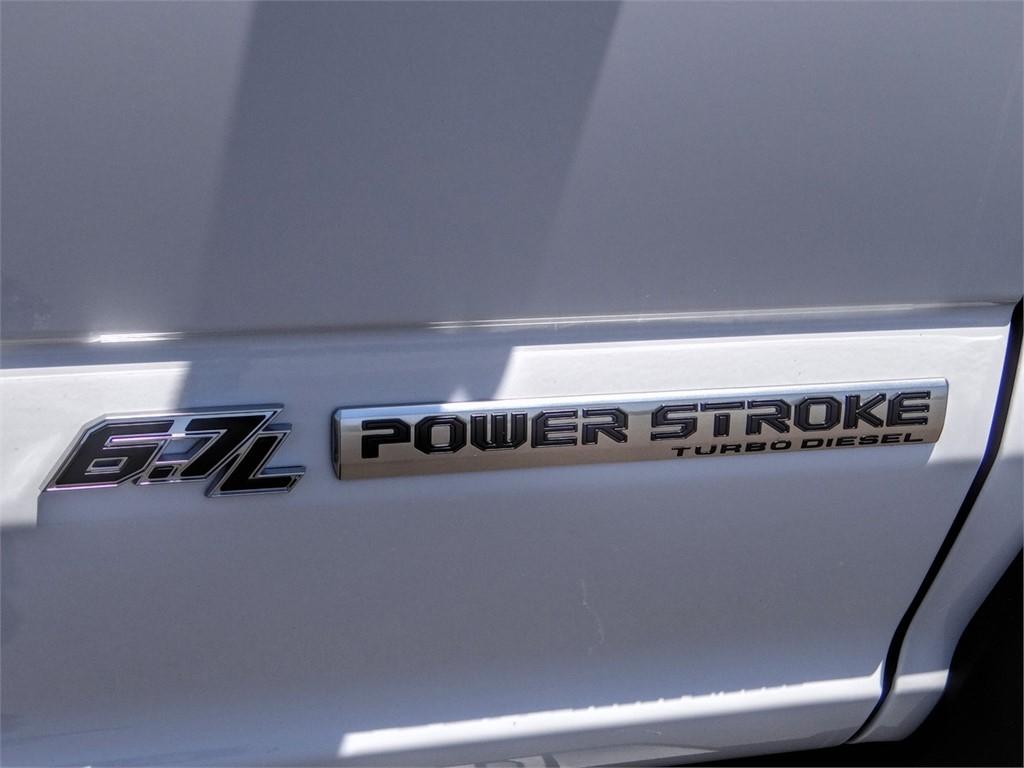 2020 Ford F-550 Regular Cab DRW 4x2, Scelzi WFB Stake Bed #FL2623 - photo 12