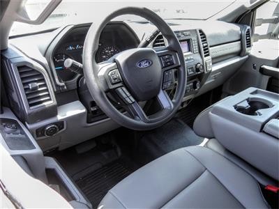 2020 Ford F-550 Regular Cab DRW 4x2, Scelzi WFB Stake Bed #FL2623 - photo 8