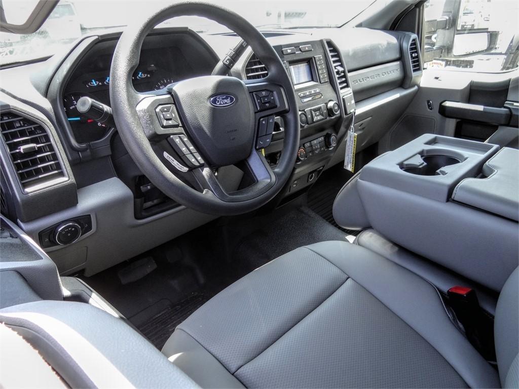 2020 Ford F-450 Regular Cab DRW 4x2, Scelzi WFB Stake Bed #FL2626 - photo 8
