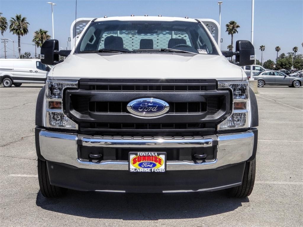 2020 Ford F-550 Regular Cab DRW 4x2, Scelzi WFB Flatbed #FL2627 - photo 7