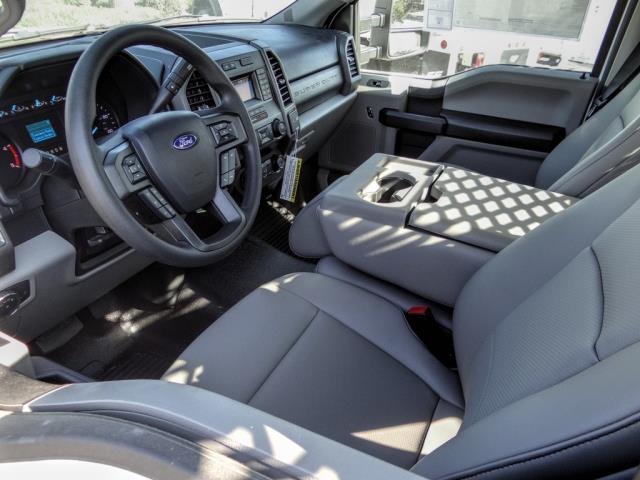 2020 Ford F-450 Regular Cab DRW 4x2, Scelzi WFB Stake Bed #FL2628 - photo 9