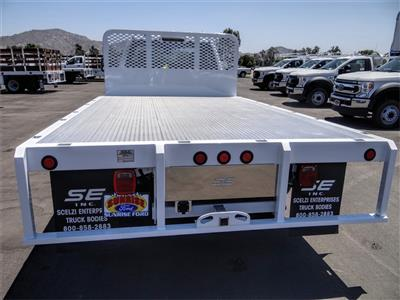 2020 Ford F-450 Regular Cab DRW 4x2, Scelzi WFB Flatbed #FL2628 - photo 9