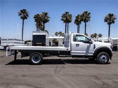 2020 Ford F-450 Regular Cab DRW 4x2, Scelzi WFB Flatbed #FL2628 - photo 5