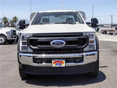 2020 Ford F-450 Regular Cab DRW 4x2, Scelzi WFB Flatbed #FL2628 - photo 7
