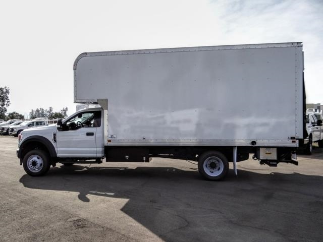 2020 Ford F-550 Regular Cab DRW 4x2, Marathon FRP High Cube Dry Freight #FL2643 - photo 3