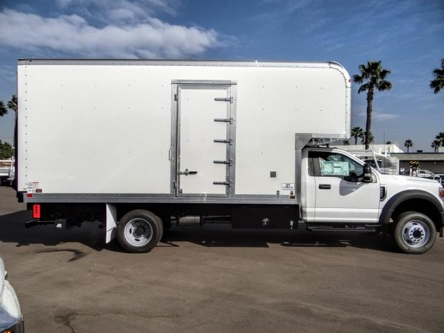 2020 Ford F-550 Regular Cab DRW 4x2, Marathon FRP High Cube Dry Freight #FL2643 - photo 6