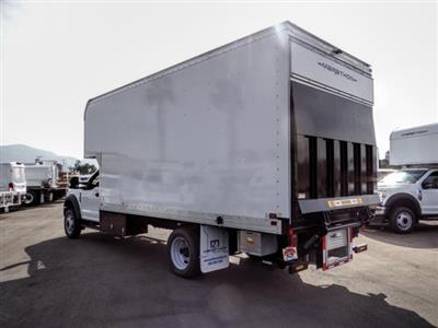 2020 Ford F-550 Regular Cab DRW 4x2, Marathon FRP High Cube Dry Freight #FL2643 - photo 2