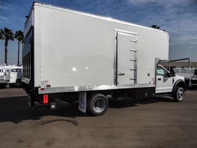 2020 Ford F-550 Regular Cab DRW 4x2, Marathon FRP High Cube Dry Freight #FL2643 - photo 5