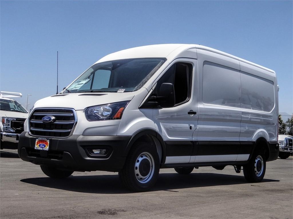 2020 Ford Transit 250 Med Roof RWD, Empty Cargo Van #FL2648 - photo 1