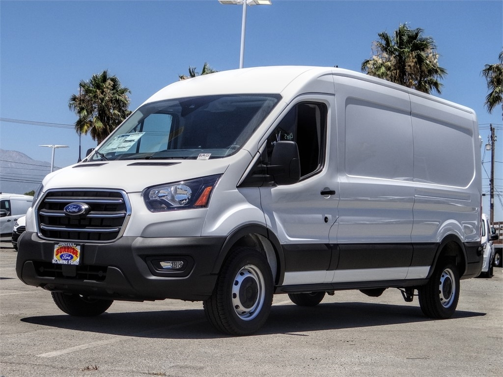 2020 Ford Transit 250 Med Roof RWD, Empty Cargo Van #FL2649 - photo 1