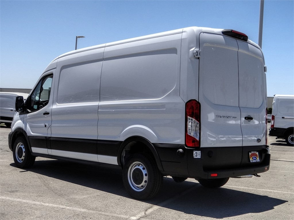 2020 Ford Transit 250 Med Roof RWD, Empty Cargo Van #FL2649 - photo 4