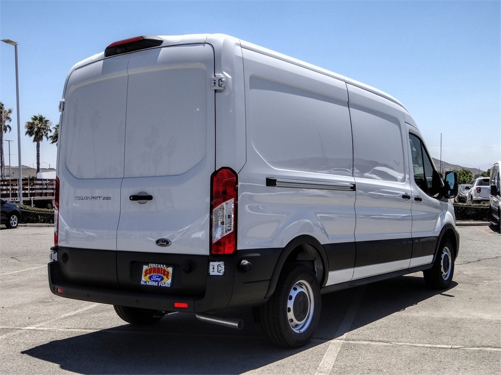2020 Ford Transit 250 Med Roof RWD, Empty Cargo Van #FL2649 - photo 5