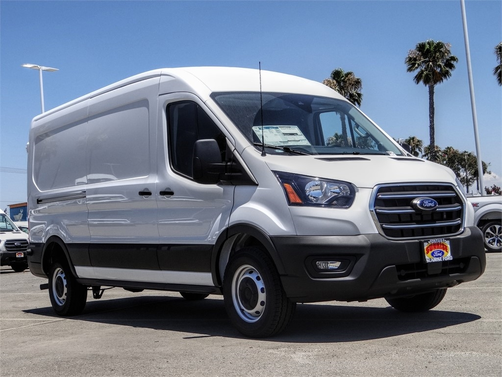 2020 Ford Transit 250 Med Roof RWD, Empty Cargo Van #FL2649 - photo 7