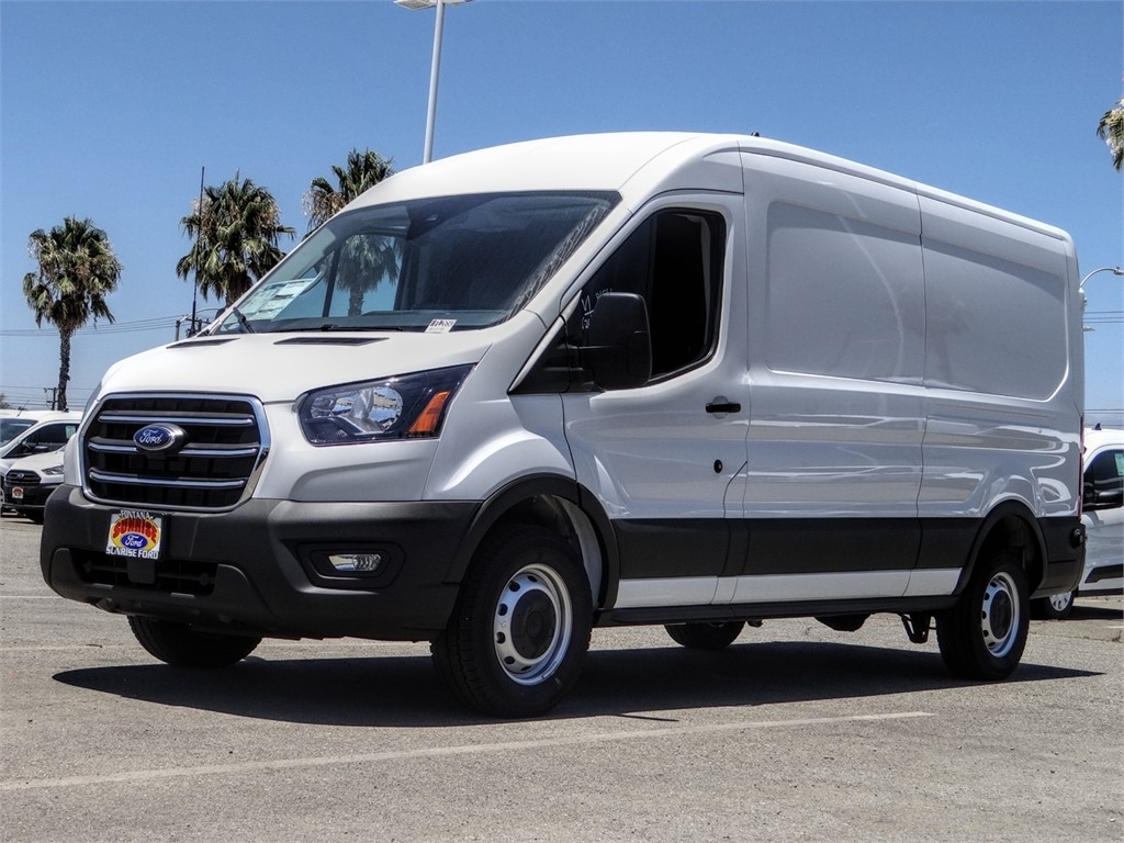 2020 Ford Transit 250 Med Roof RWD, Empty Cargo Van #FL2650 - photo 1