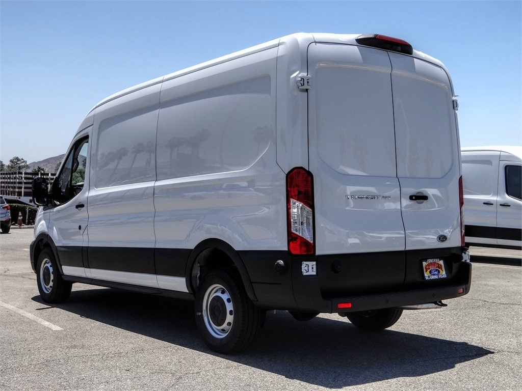 2020 Ford Transit 250 Med Roof RWD, Empty Cargo Van #FL2650 - photo 4