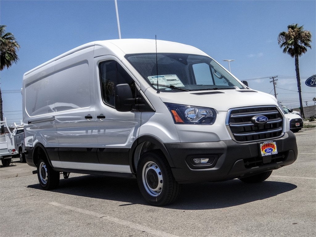 2020 Ford Transit 250 Med Roof RWD, Empty Cargo Van #FL2650 - photo 7