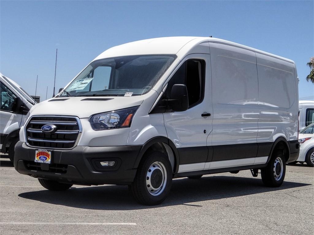 2020 Ford Transit 250 Med Roof RWD, Empty Cargo Van #FL2651 - photo 1