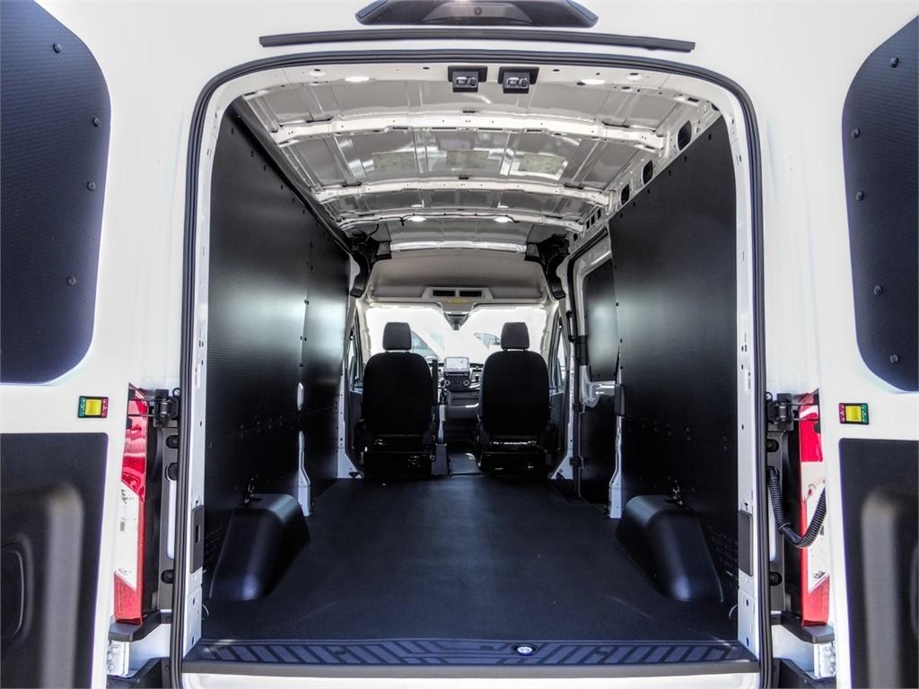 2020 Ford Transit 250 Med Roof RWD, Empty Cargo Van #FL2652 - photo 2