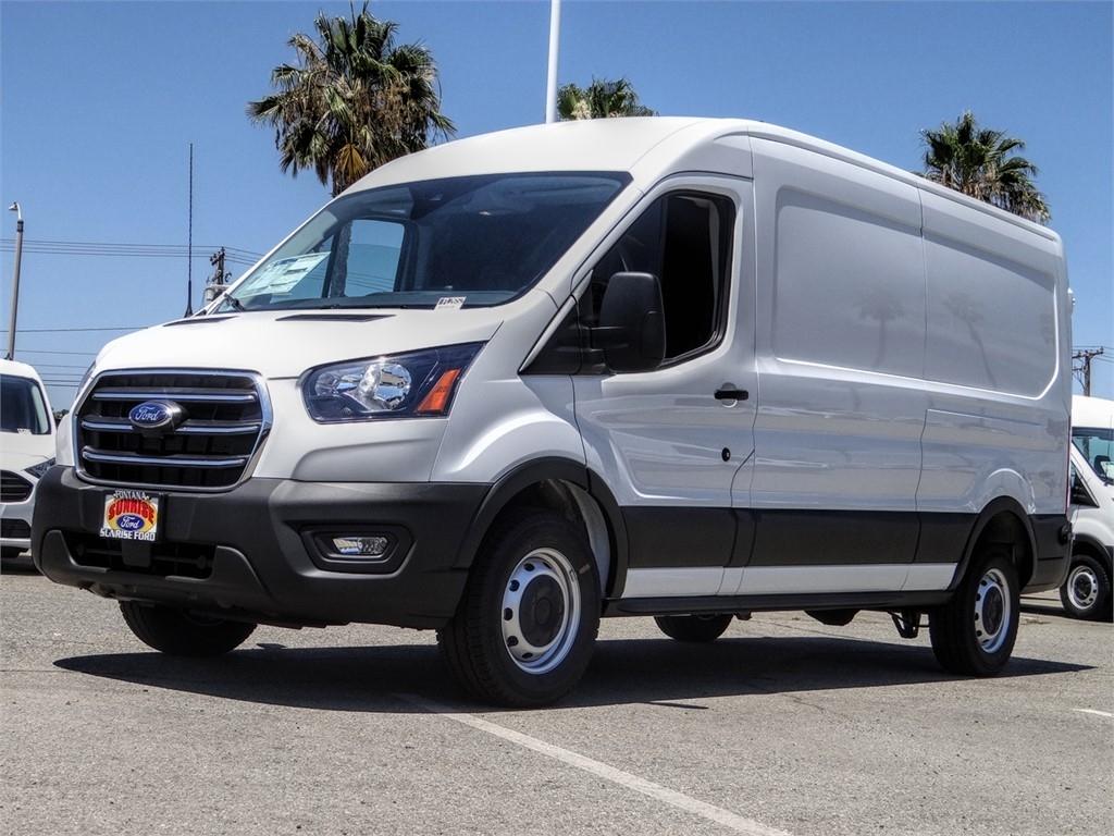 2020 Ford Transit 250 Med Roof RWD, Empty Cargo Van #FL2652 - photo 1