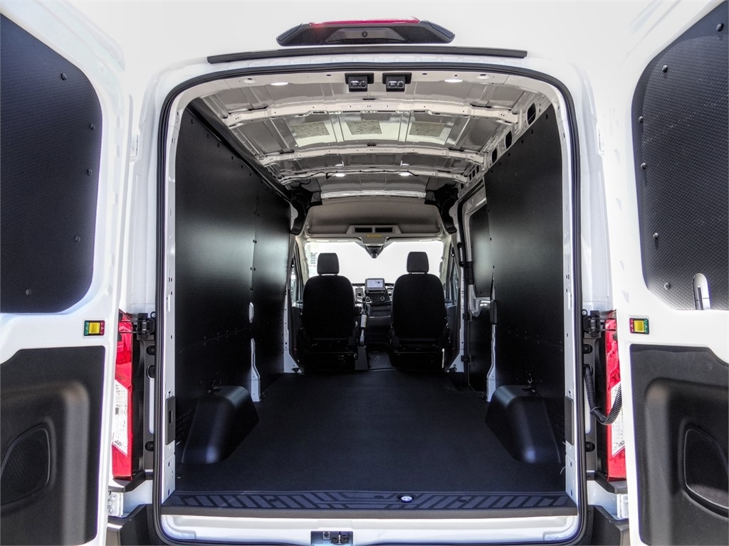 2020 Ford Transit 250 Med Roof RWD, Empty Cargo Van #FL2653 - photo 2