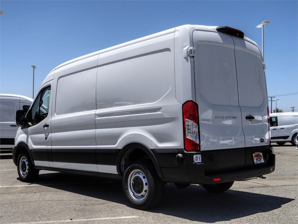 2020 Ford Transit 250 Med Roof RWD, Empty Cargo Van #FL2653 - photo 4