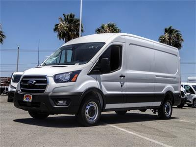 2020 Ford Transit 250 Med Roof RWD, Empty Cargo Van #FL2653 - photo 1