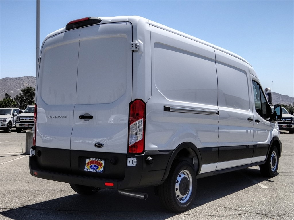 2020 Ford Transit 250 Med Roof RWD, Empty Cargo Van #FL2654 - photo 5