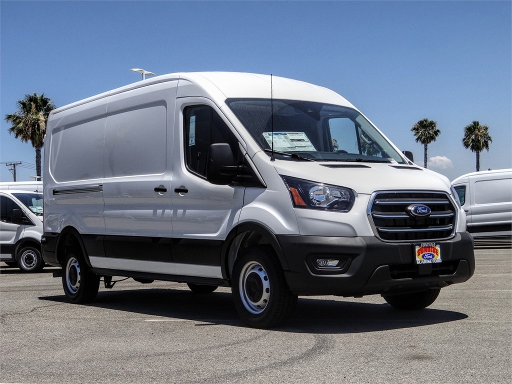 2020 Ford Transit 250 Med Roof RWD, Empty Cargo Van #FL2654 - photo 7